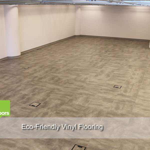 Learn More About Eco-Friendly Vinyl Flooring